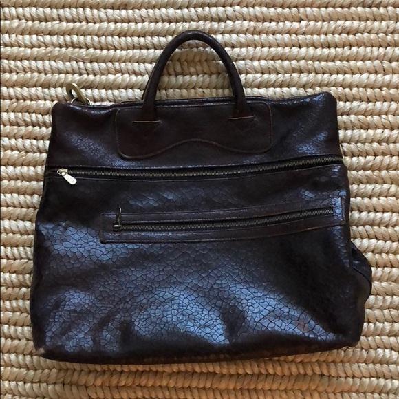 Pebbled M b Poshmark Bag Leather Jas Mb Bags 7qzdxIw